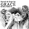 Saved and Kept By Grace